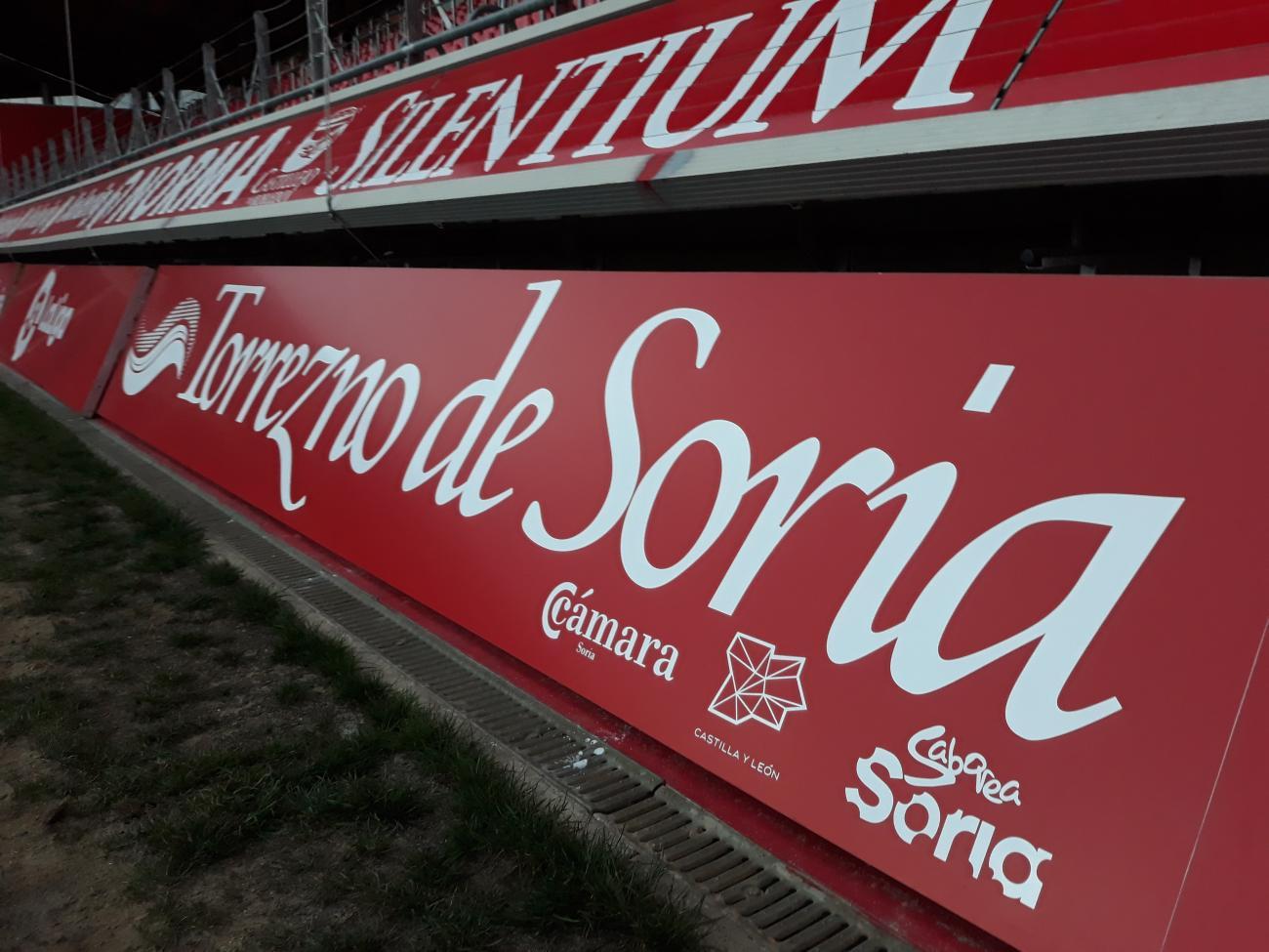 Acuerdo de colaboración con el C.D. Numancia de Soria