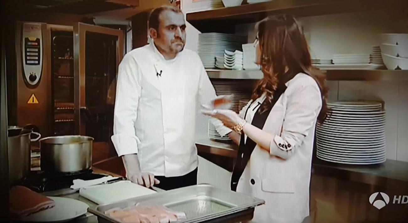 El Torrezno de Soria en El Tiempo con Roberto Brasero, en Antena 3
