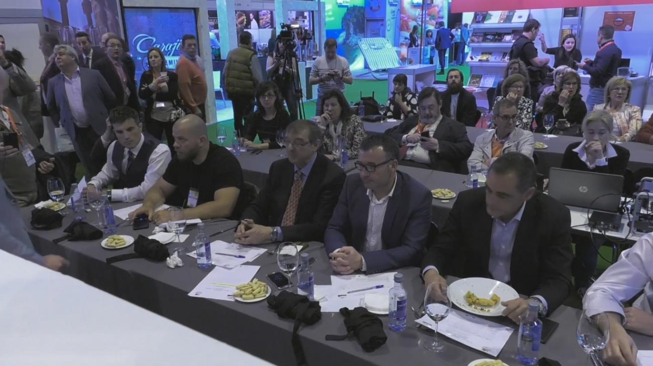 El Salón de Gourmets, en Madrid, acogió la final de la categoría Innovación de