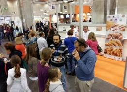 El Torrezno de Soria se presenta en la Feria Gastrónoma de Valencia