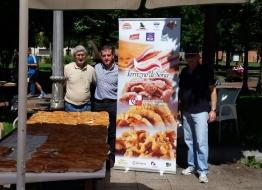Degustación organizada en Logroño por la Peña Numancia de La Rioja