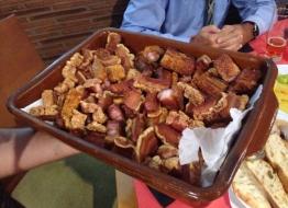 Degustación de la Peña Numantina de Mallorca