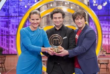 Torrezno de Soria en MasterChef Celebrity