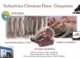 Cárnicas Hermanos Publicidad.