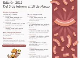 Concurso El Mejor Torrezno del Mundo. Edición 2019