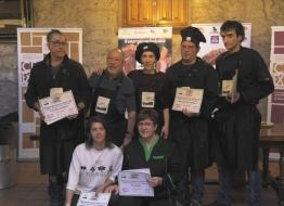 Final concurso El Mejor Torrezno del Mundo Edición 2018. Categoría Tradicional