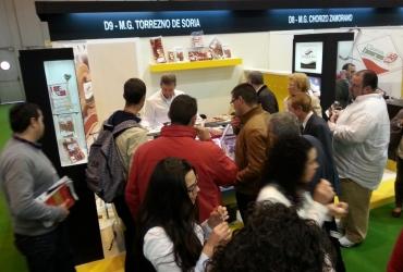 Balance muy positivo de nuestra primera participación en el Salón de Gourmets de Madrid