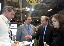 Torrezno de Soria en el Salón de Gourmets de Madrid 2015