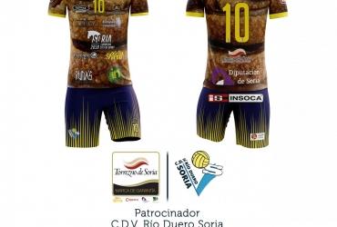 Ampliación del acuerdo de patrocinio con el C.D.V. Río Duero Soria de la Superliga Masculina de Voleibol
