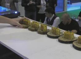 El Salón de Gourmets, en Madrid, acogió la final de la categoría Innovación de El Mejor Torrezno del Mundo 2017