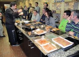 Presentación de la M.G. Torrezno de Soria en Bilbao