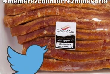 Consigue un premio twitteando con el Torrezno de Soria