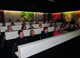 Presentación de la M.G. Torrezno de Soria en Vitoria